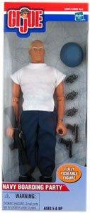 2001 hasbro gi joe navy boarding party mint in box