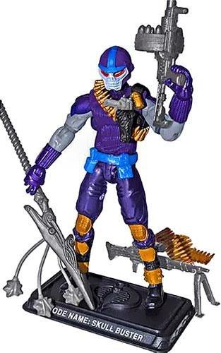 Hasbro GI Joe 2013 Subscription Exclusive Action Figure Skullbuster