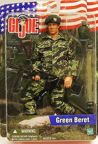 Hasbro GI Joe Green Beret Action Figure