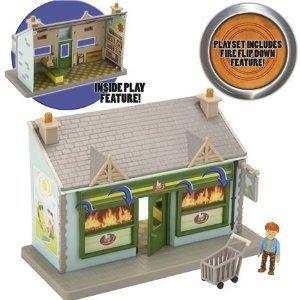 Fireman Sam Mini Supermarket Playset by Born To Play