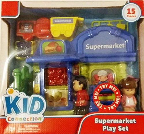 Kid Connection Supermarket Playset