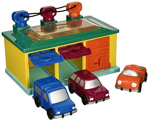Battat 3 Car Garage Playset