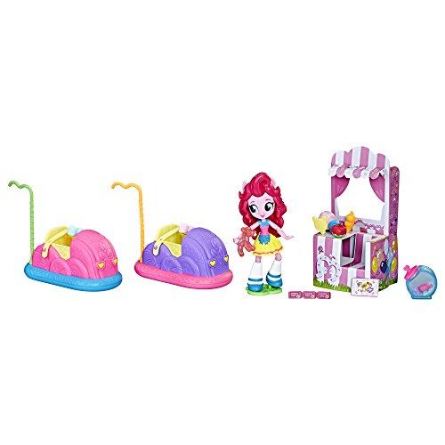 My Little Pony Equestria Girls Pinkie Pie Bumper Cars Candy Fun