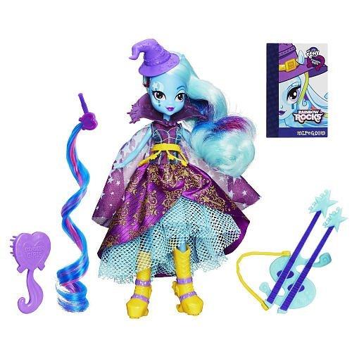 My Little Pony Equestria Girls Trixie Lulamoon Doll