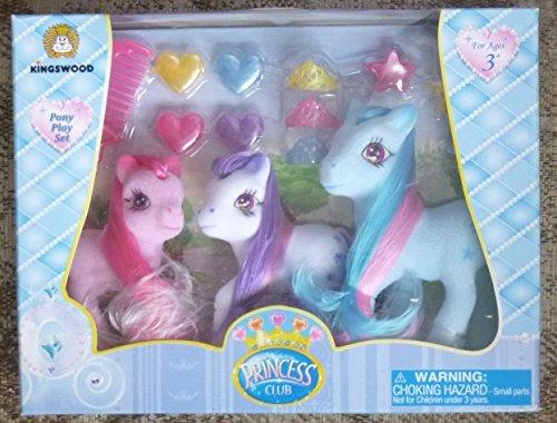 Princess Club - 3 Pony Playset by Princess Club