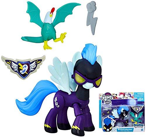 Shadowbolts My Little Pony Playset 3
