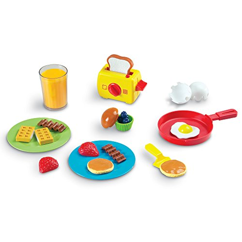Learning Resources Pretend Play Rise and Shine Breakfast
