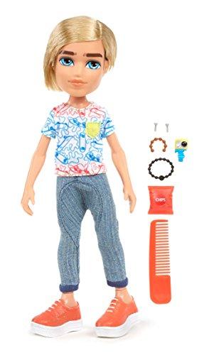 Bratz Hello My Name Is Doll- Cameron