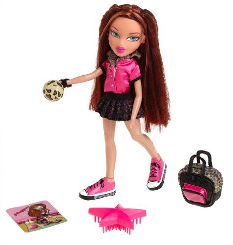 Bratz Sportz Bowling Meygan Doll