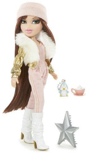 Bratz Winter World Doll Meygan Pink by Bratz