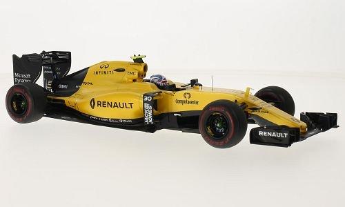 Renault RS16 No30 Renault sport Formula One team formula 1 GP Australia 2016 Model Car Ready-made Spark 118