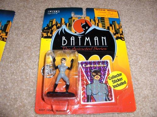 Batman Die Cast Metal Collectible Figure - Catwoman