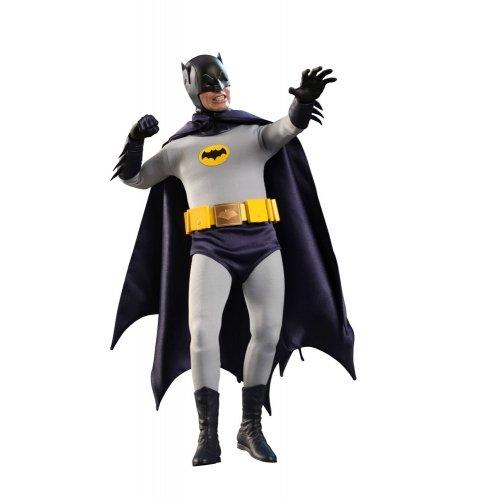 Batman1966 Hot Toys Movie Masterpiece 16 Scale Collectible Figure Batman