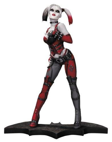 DC Collectibles Batman Arkham City Statue Harley Quinn