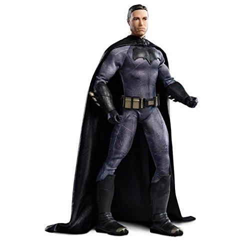 Mattel Batman v Superman Dawn of Justice Batman Collectible Doll Barbie Collection Black Label