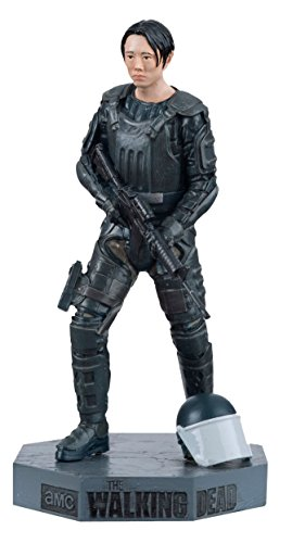 Eaglemoss The Walking Dead Collectors Models Glenn Figurine