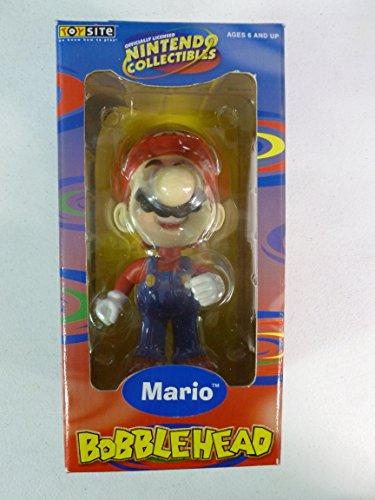 Toy Site Nintendo Collectibles Mario Bobblehead