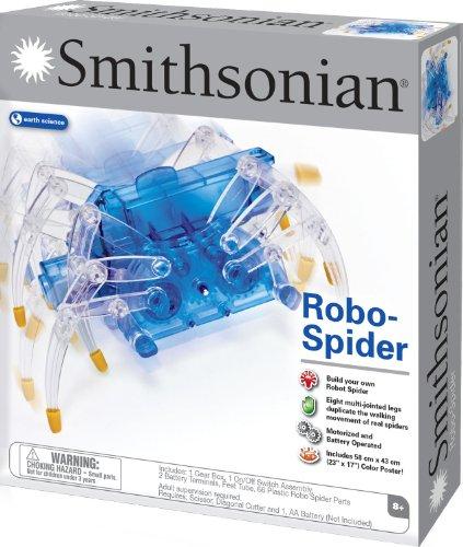 Smithsonian Science Activities Robo Spider Kit