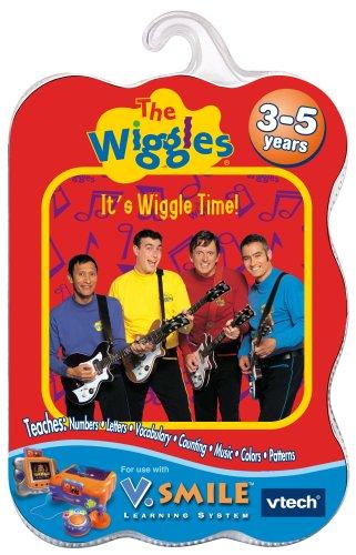 The Wiggles VSmile Smartridge