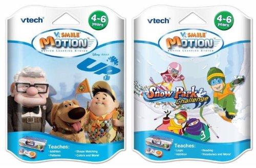 V Smile V Motion Game Bundle - Snow Park Up