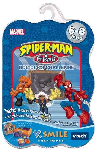 VTech - VSmile - Spiderman and Friends 2  Doc Ocks Challenge