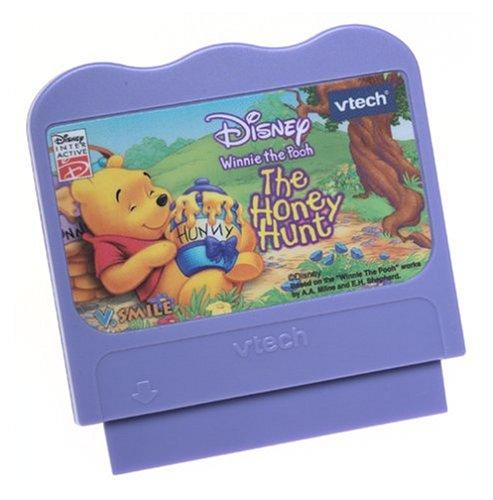 VTech - VSmile - Winnie The Pooh Honey Hunt