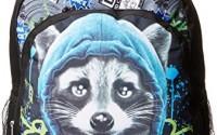 Skr-Club-Boys-Boys-Fashion-Backpack-Photoreal-Raccoon-Multi-One-Size-0.jpg