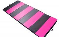 Tenive-4-X-6-X-2-Pu-Leather-Gymnastic-Exercise-Mat-Tumbling-Mats-Gym-Folding-Panel-Martial-Art-Mat-Pink-Black-Strip-19.jpg