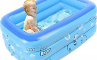 Blue-Kiddie-Pool-Portable-Pools-for-Kids-Sealive-Inflatable-Bathtub-Baby-Rectangular-Swimming-Pool-Blow-Up-Kid-Pools-Hard-Plastic-Water-Toys-for-Outdoor-Beach-Summer-Parties-24.jpg